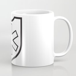 Martial Military Insignia Symbol Coffee Mug