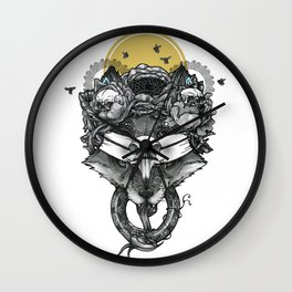 The Count Bifrons Wall Clock