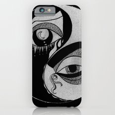 yin yang iPhone 6s Slim Case