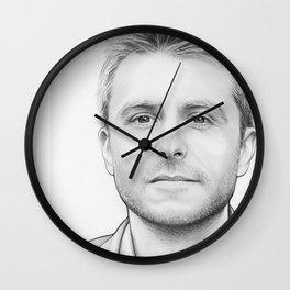Chris Hardwick Wall Clock