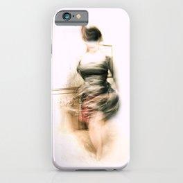Lady Paris iPhone Case