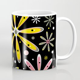 Fluer Milk Flowers Coffee Mug