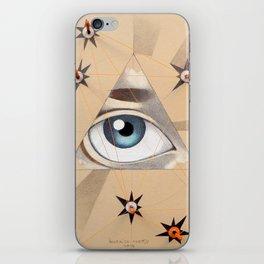 constellation n. 6 iPhone Skin