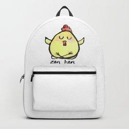 Zen Hen Backpack
