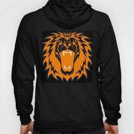 Wild jungle Animal Lion Roar Hoody