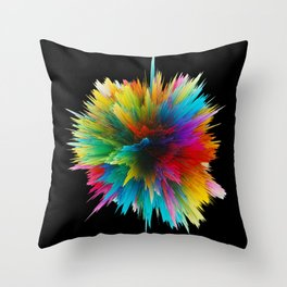 Unknown: texture Throw Pillow