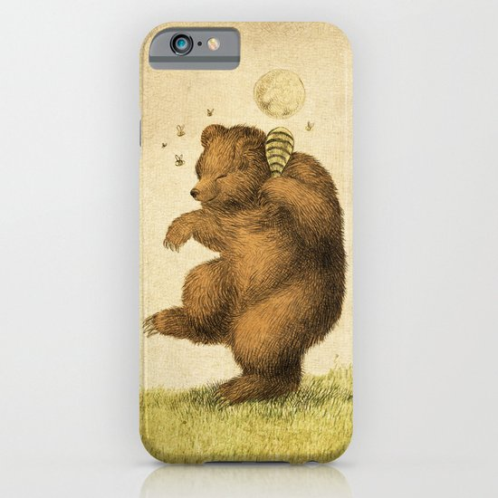 Honey Bear iPhone & iPod Case