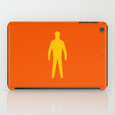 Man iPad Case