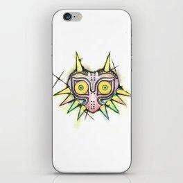 Majora's Mask iPhone Skin
