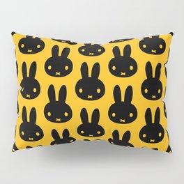 bunnies everywhere ultra pattern Pillow Sham