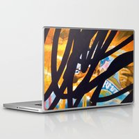 carousel Laptop & iPad Skins featuring CAROUSEL by Brandon Neher
