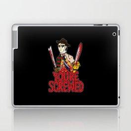 Slasher Mash (SFW) Laptop & iPad Skin
