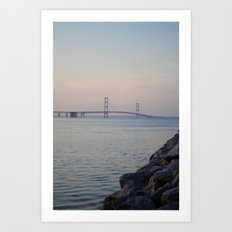 Mackinac Island Art Print
