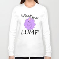 lumpy space princess Long Sleeve T-shirts featuring Kawaii Lumpy Space Princess by AstralWisp