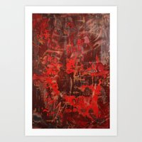 Hypovolemia Revisited Art Print