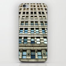 window seat iPhone & iPod Skin