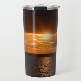 Ocean City, Maryland Series - Sunset Travel Mug