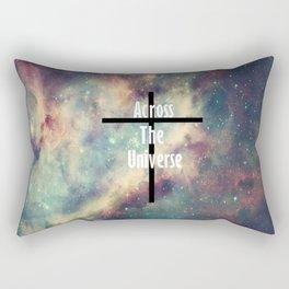 Across The Universe 2 Rectangular Pillow