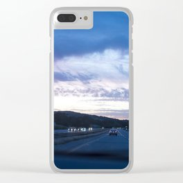 Highway 101, San Luis Obispo Clear iPhone Case