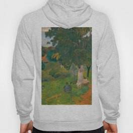 "Paul Gauguin ""Coming and Going, Martinique"" Hoody"