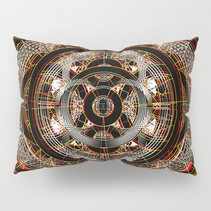 The Resonant Frequencies of Hell Pillow Sham
