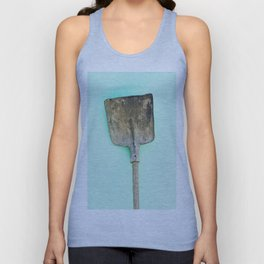Shovel Unisex Tank Top