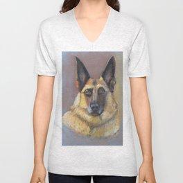 Every Dog Has Its Day Unisex V-Neck