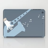 jazz iPad Cases featuring jazz by liva cabule