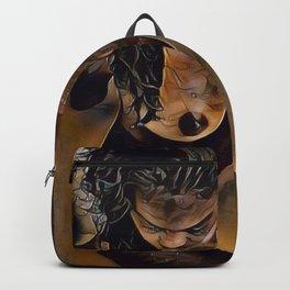 Cocoa Milk Bath Backpack