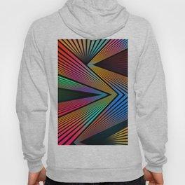 Crazy Rainbow Hoody