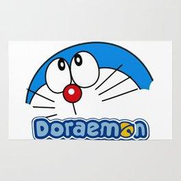 Doraemon cute3 Rug
