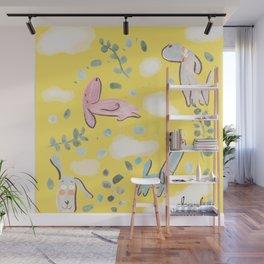 cozy sunday mood Wall Mural