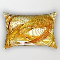 Autumn Indecision Rectangular Pillow