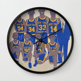 The '94 Knicks Wall Clock