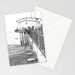 Lifeboat Station Stationery Cards