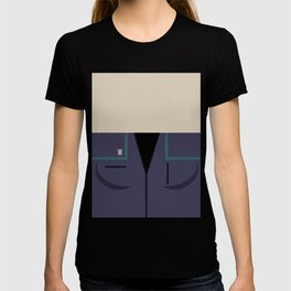 Ensign Hoshi Sato - Minimalist Star Trek: Enterprise ENT - Trektangle - Trektangles - startrek NX-01 T-shirt
