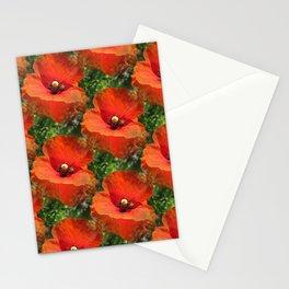 Poppy Power Stationery Cards