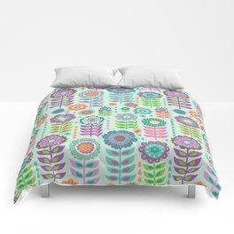 Pop-up petals Comforters