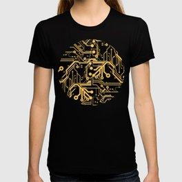 Techno Organic  T-shirt