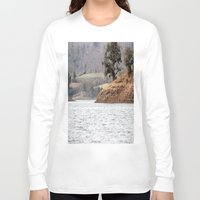 once upon a  time Long Sleeve T-shirts featuring Once upon a Time by Four Hands Art