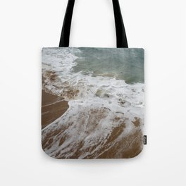 The Violence is a Brewing Tote Bag