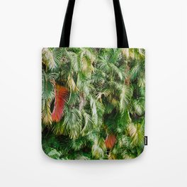 In Love with the Fall in the Tropics Tote Bag