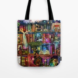 Whimsy Trove - Treasure Hunt Tote Bag