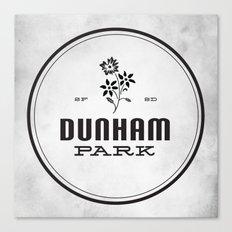 Dunham Park Canvas Print