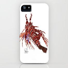 Spotfin Lionfish 2 iPhone Case