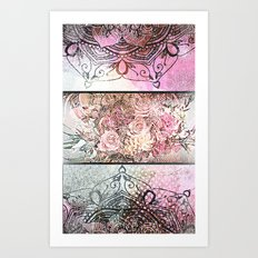Ladies only Art Print