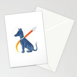 Good Dog, Laika Stationery Cards