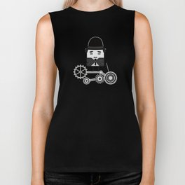 Charlot - Funny Cubes Series Biker Tank