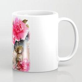 Roses Card Coffee Mug