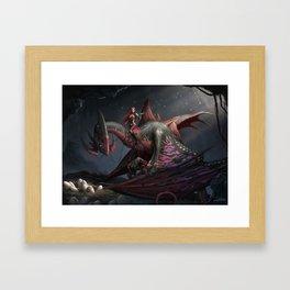 Newborn Framed Art Print